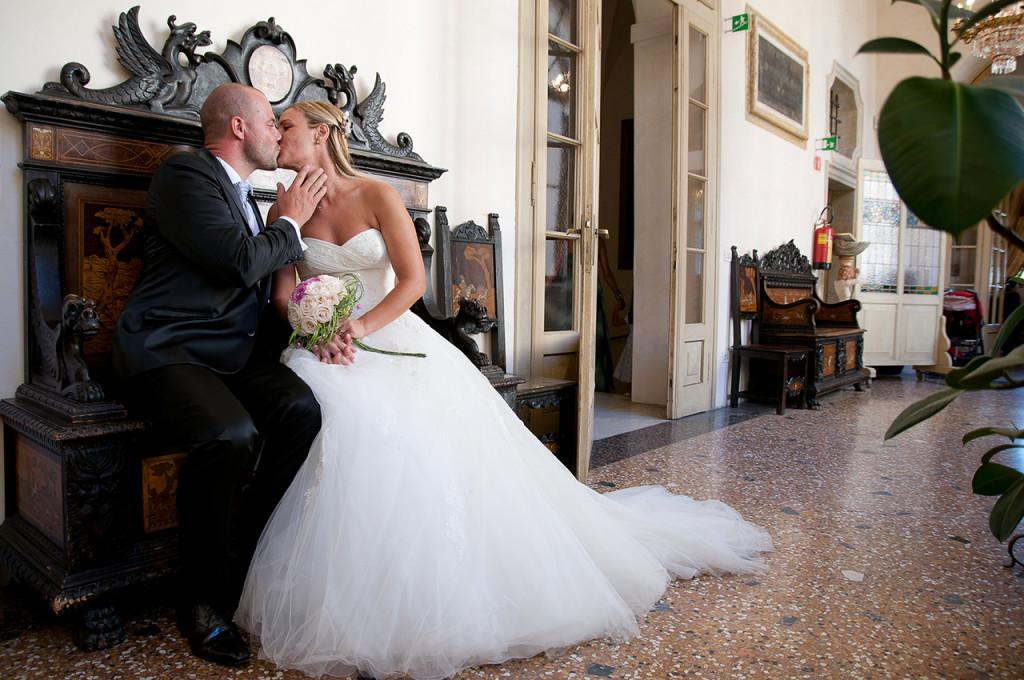 Location del matrimonio: Castello di Bevilacqua
