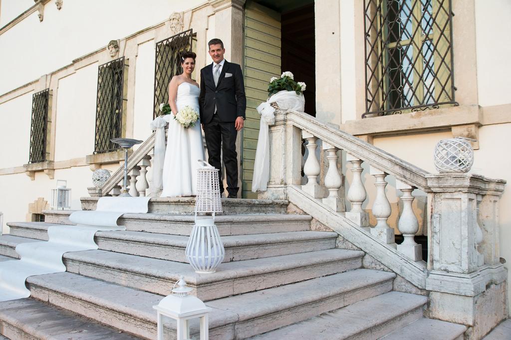 Matrimonio a Villa Vecelli Cavriani