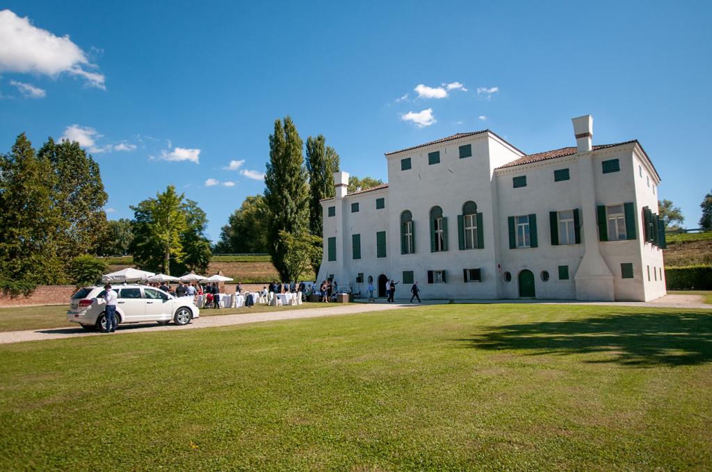 Ricevimento a Villa Morosini