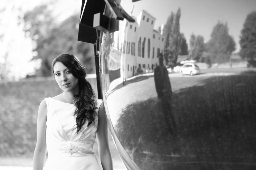 Sposa a Villa Morosini