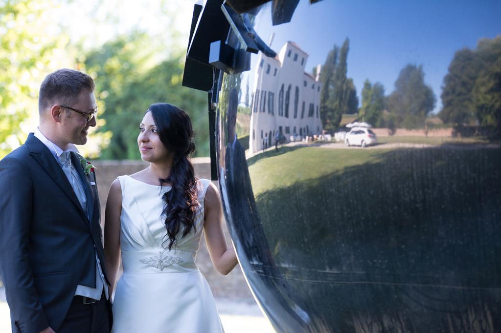 Sposi a Villa Morosini
