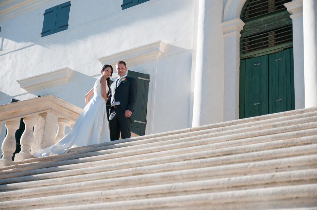 Matrimonio a Villa Morosini