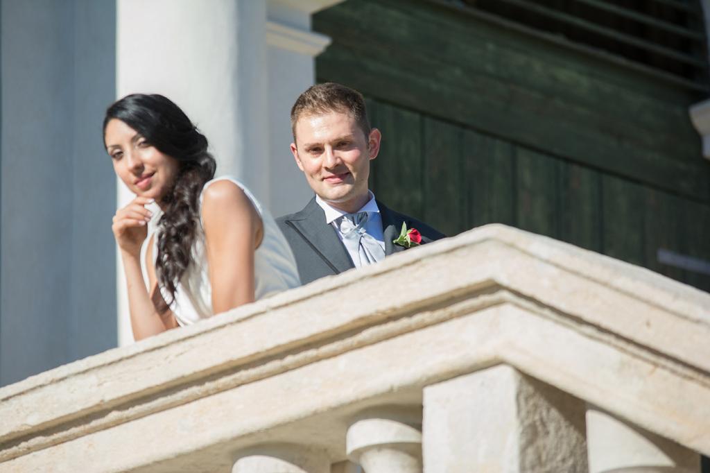 Wedding in Villa Morosini