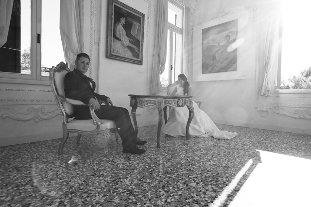 Nozze a Villa Morosini