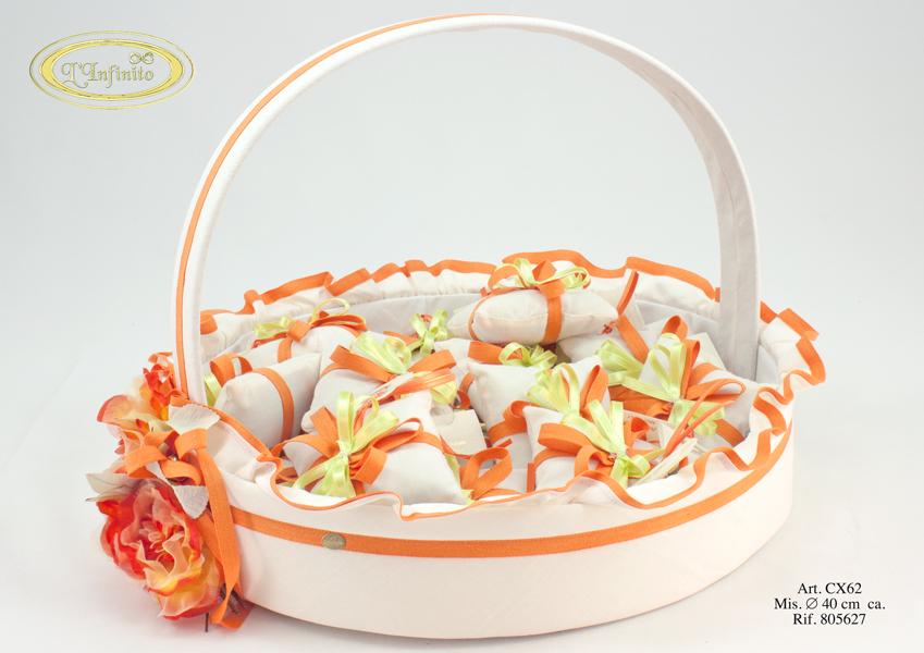 Esempio di presentazione sacchetti confetti Verona
