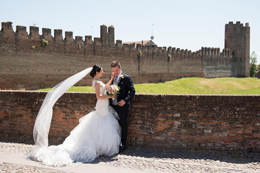 fotografo matrimonio montagnana