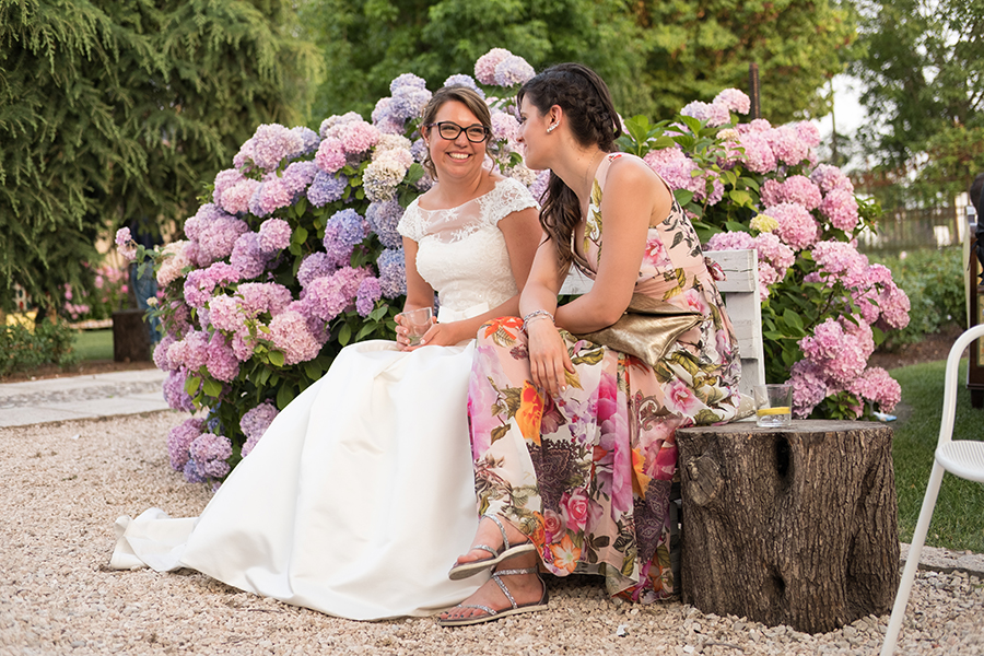 matrimonio in agriturismo la borina