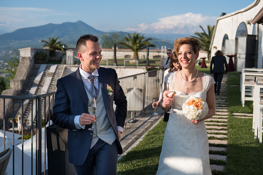 ricevimento matrimonio al forte a pastrengo