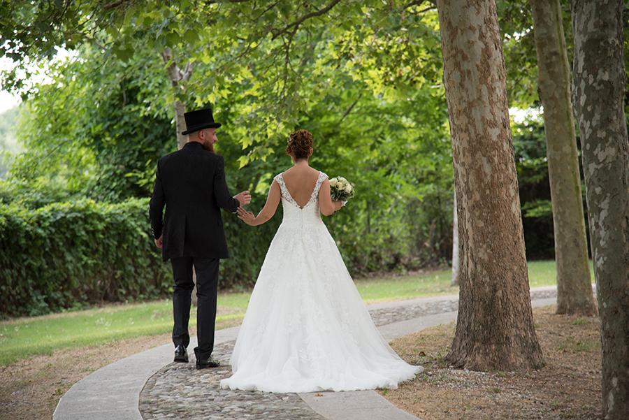 matrimonio in villa cavriani