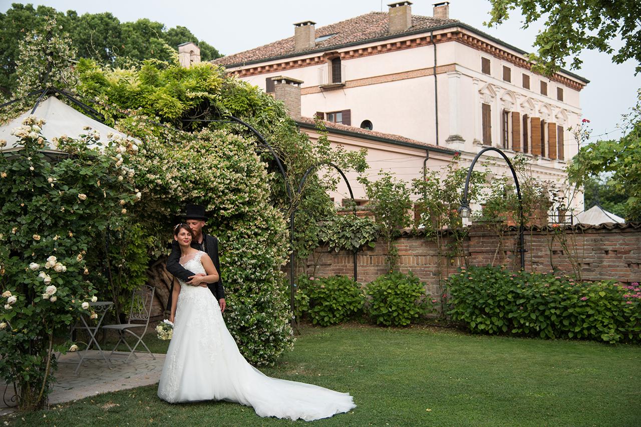 Debora & Francesco – Villa Cavriani