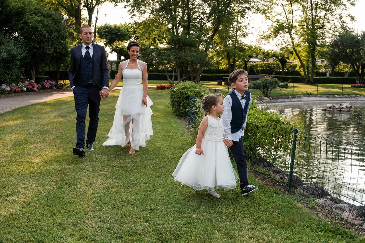 Alice e Giuseppe – Villa Quaranta