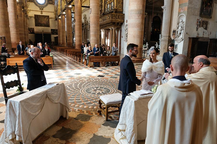 sposi in santa anastasia verona