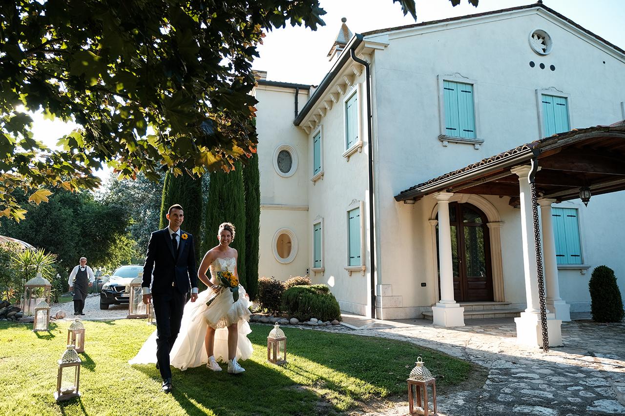 Laura e Fabio – Villa Amoreno