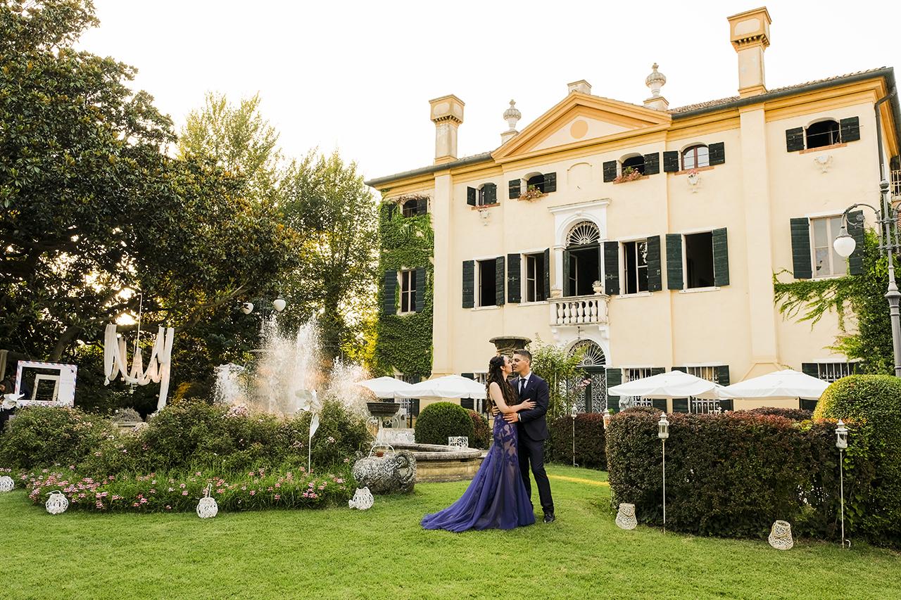 Tania e Lorenzo – Villa Selmi