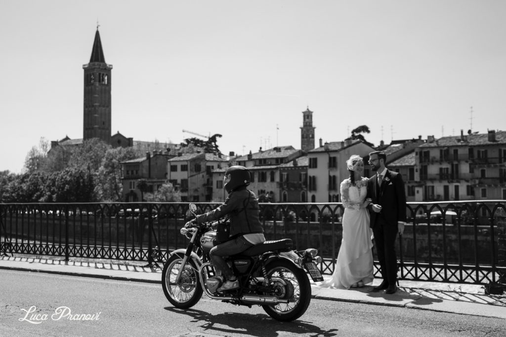 street wedding photography verona